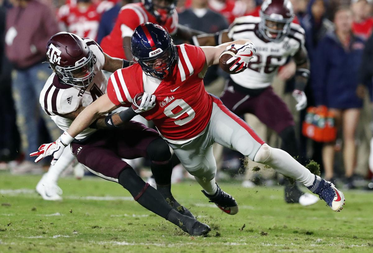 Texas A&M defense shuts out Ole Miss in second half