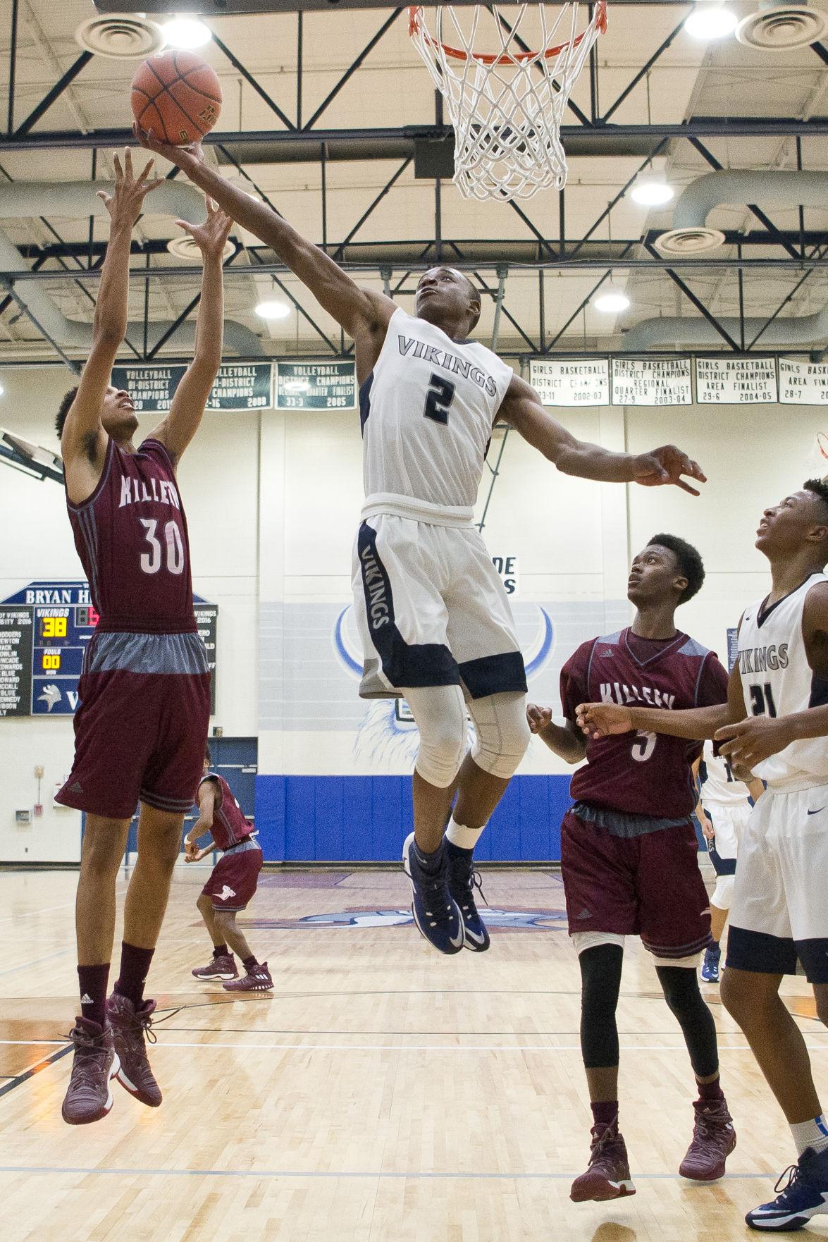 Bryan boys basketball team nipped by Killeen 71-66 | Basketball