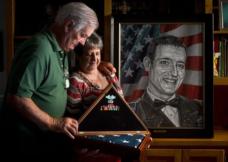 Soldier recognized for valor