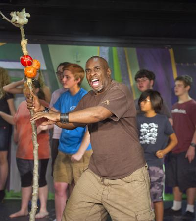 'Lion King jr.' makes its debut in the Brazos Valley