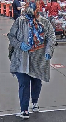 First Convenience Bank Robbery Suspect 2