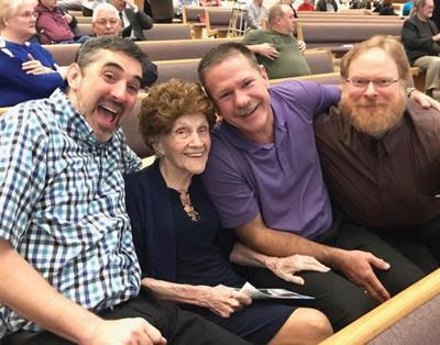 A&M Church of Christ's McHam to celebrate 104th birthday