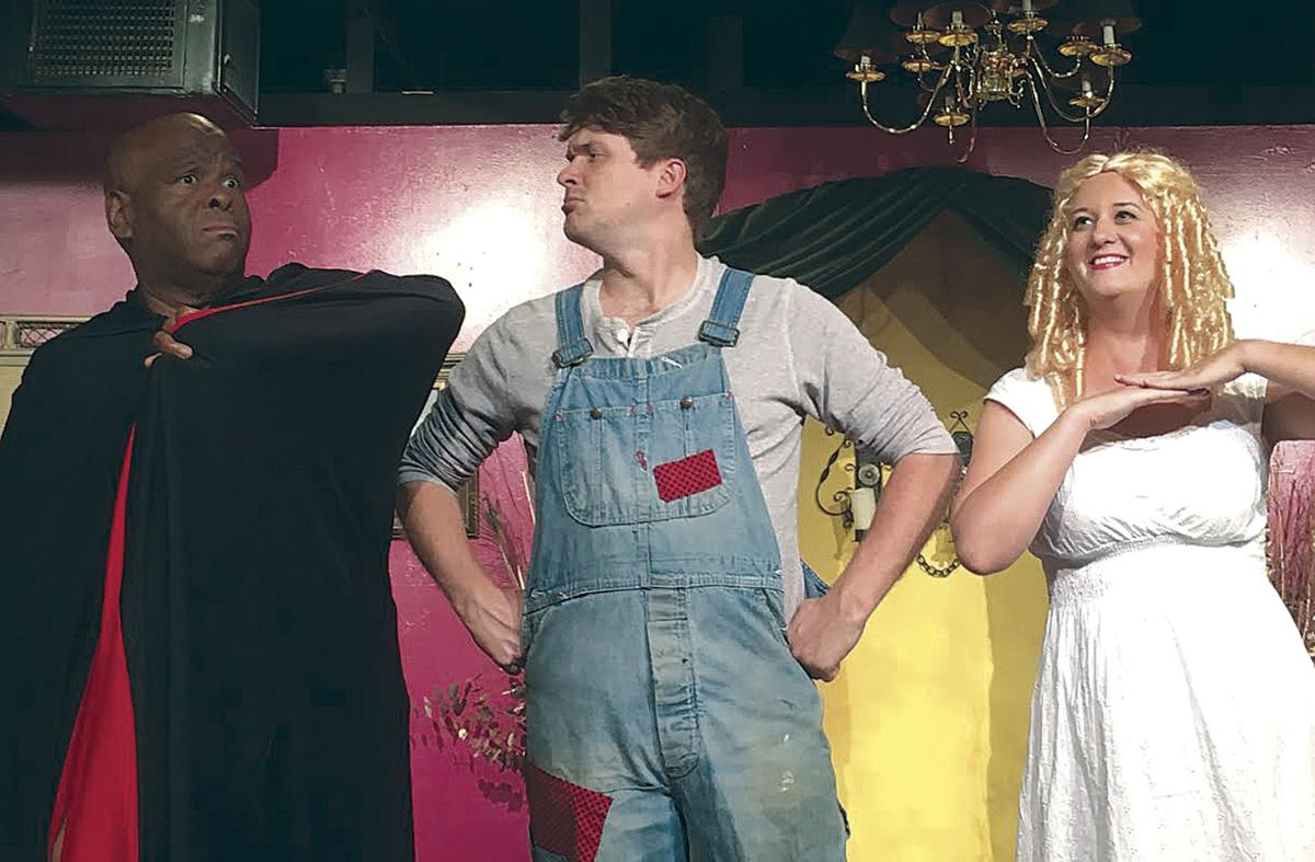 Old-fashioned melodrama invites audience participation