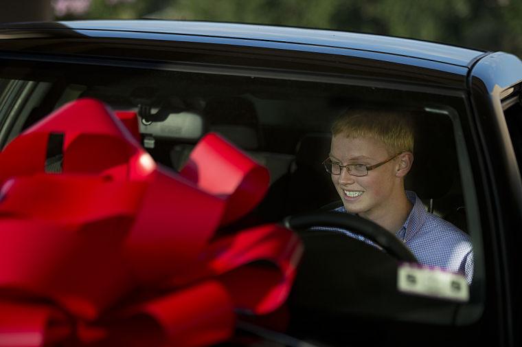 Crockett High School Grad Aggie Freshman Wins Scion From Atkinson Toyota