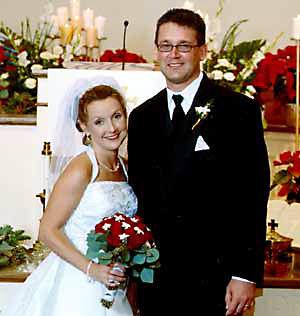 West-Neville Wedding