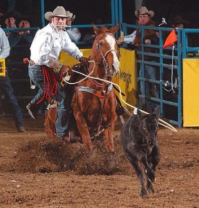 Hoffman: Stran Smith remembers legendary calf horse, Topper