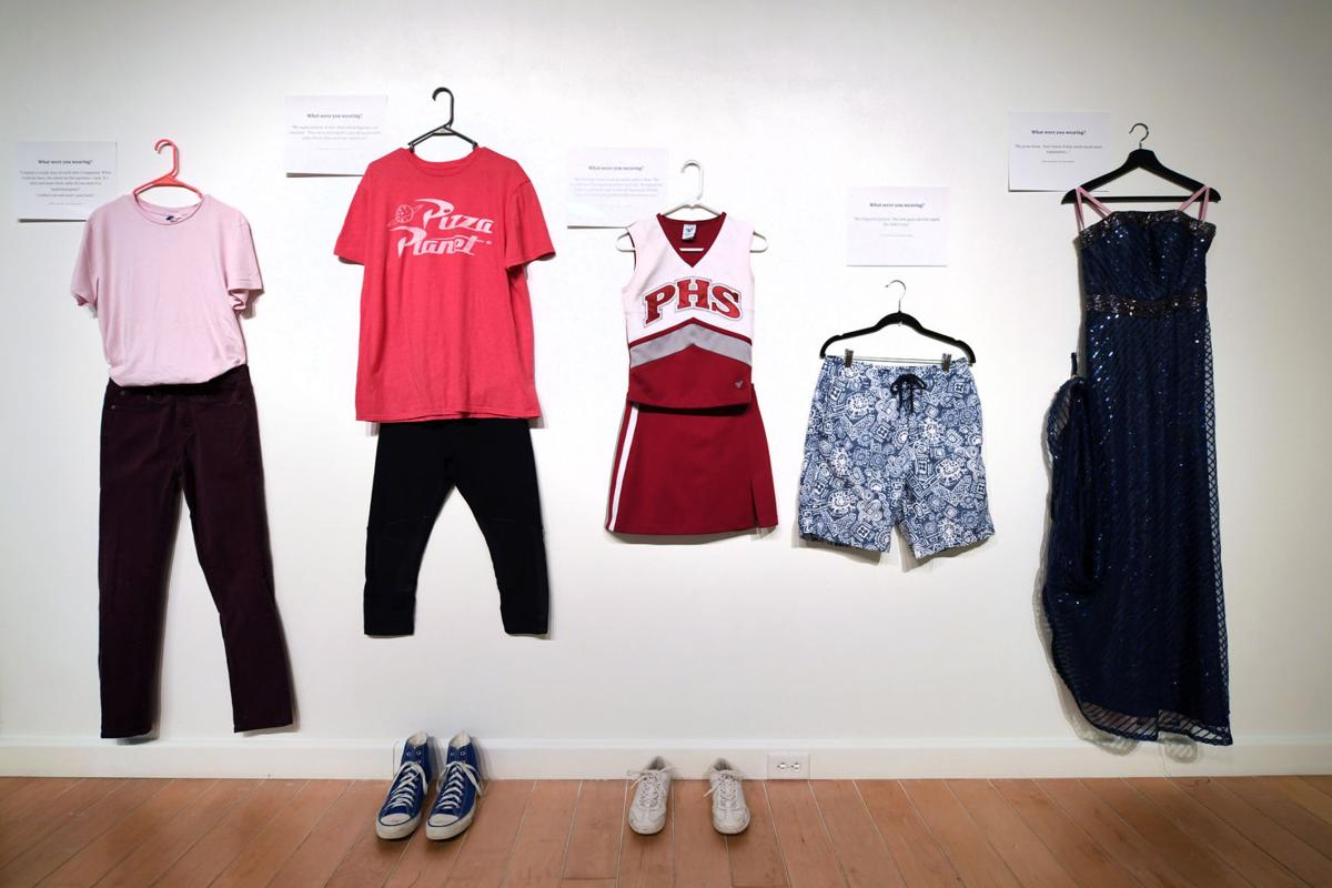 Exhibit at Texas A&M designed to take stigma off sex assault survivors |  Local News | theeagle.com