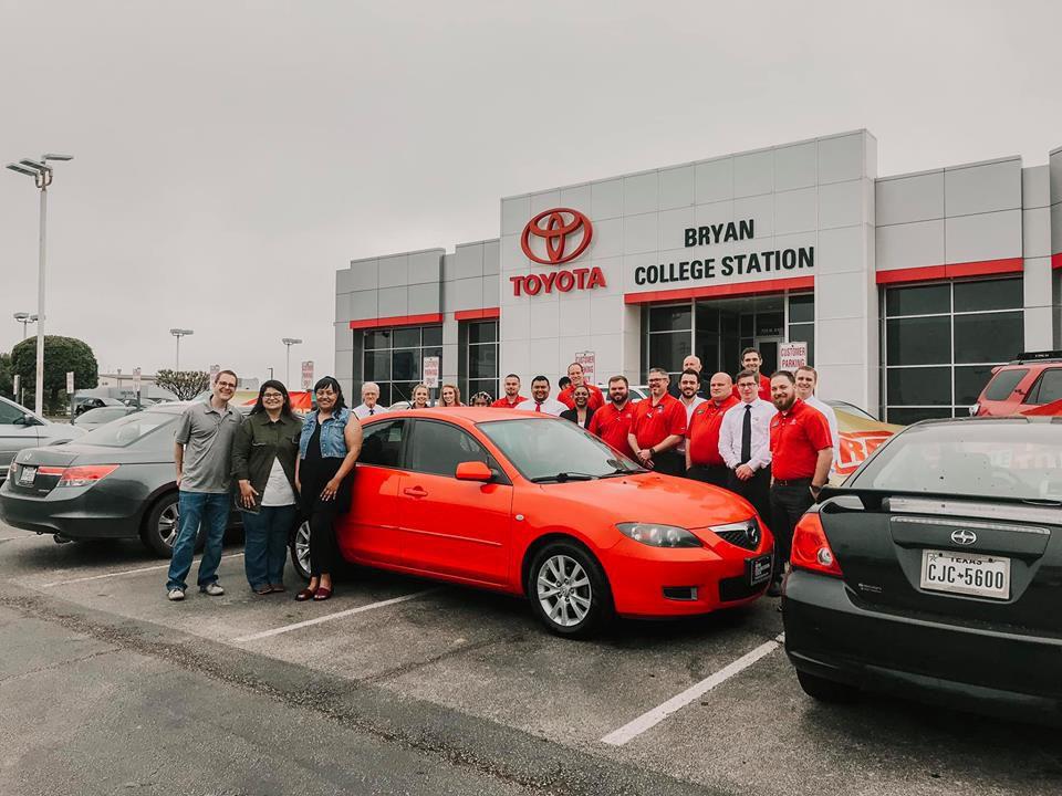 BCS Toyota | Our Staff | Bryan, TX