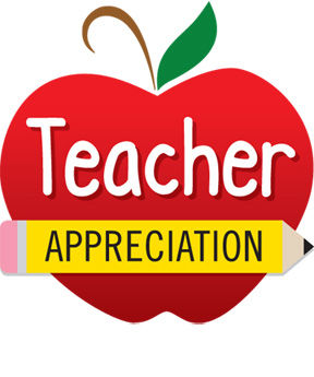 Teacher Appreciation logo