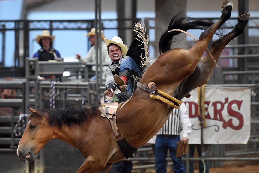 Competitors, performers drawn to Bryan Breakfast Lions Club PRCA