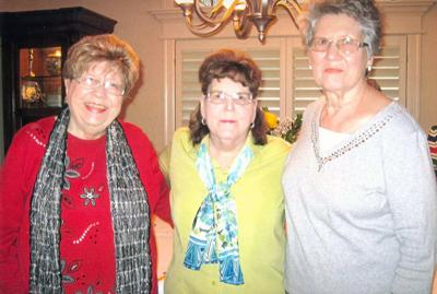 Beta Sigma Phi chapter welcomes three new members