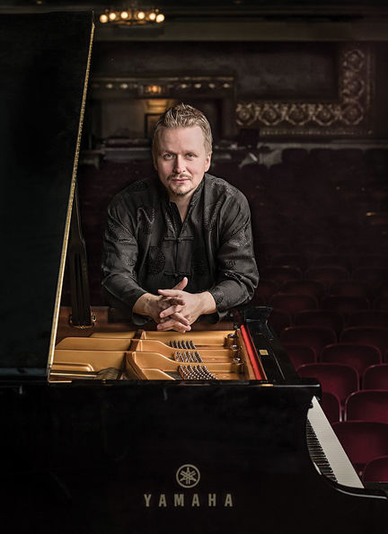 Acclaimed pianist to close out Carter Creek Concerts