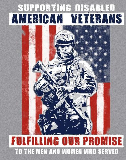 Auto Deals San Antonio >> Shirts to raise funds for local Disabled American Veterans ...