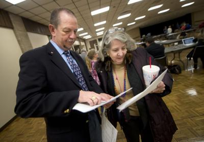 Rick Hill wins GOP nomination for Precinct 3 justice of the peace