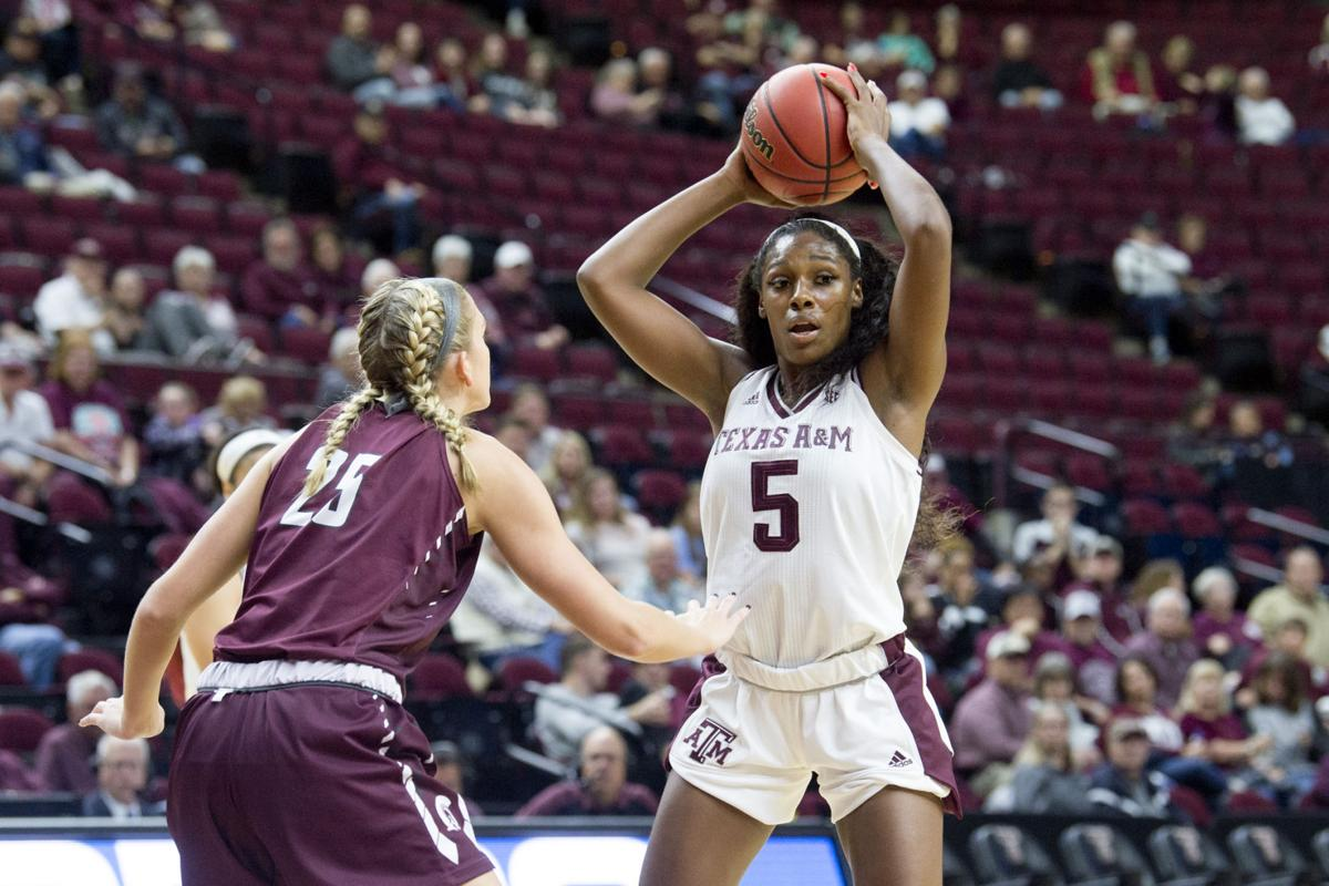 Texas A&M vs. Little Rock women's basketball | Gallery ...