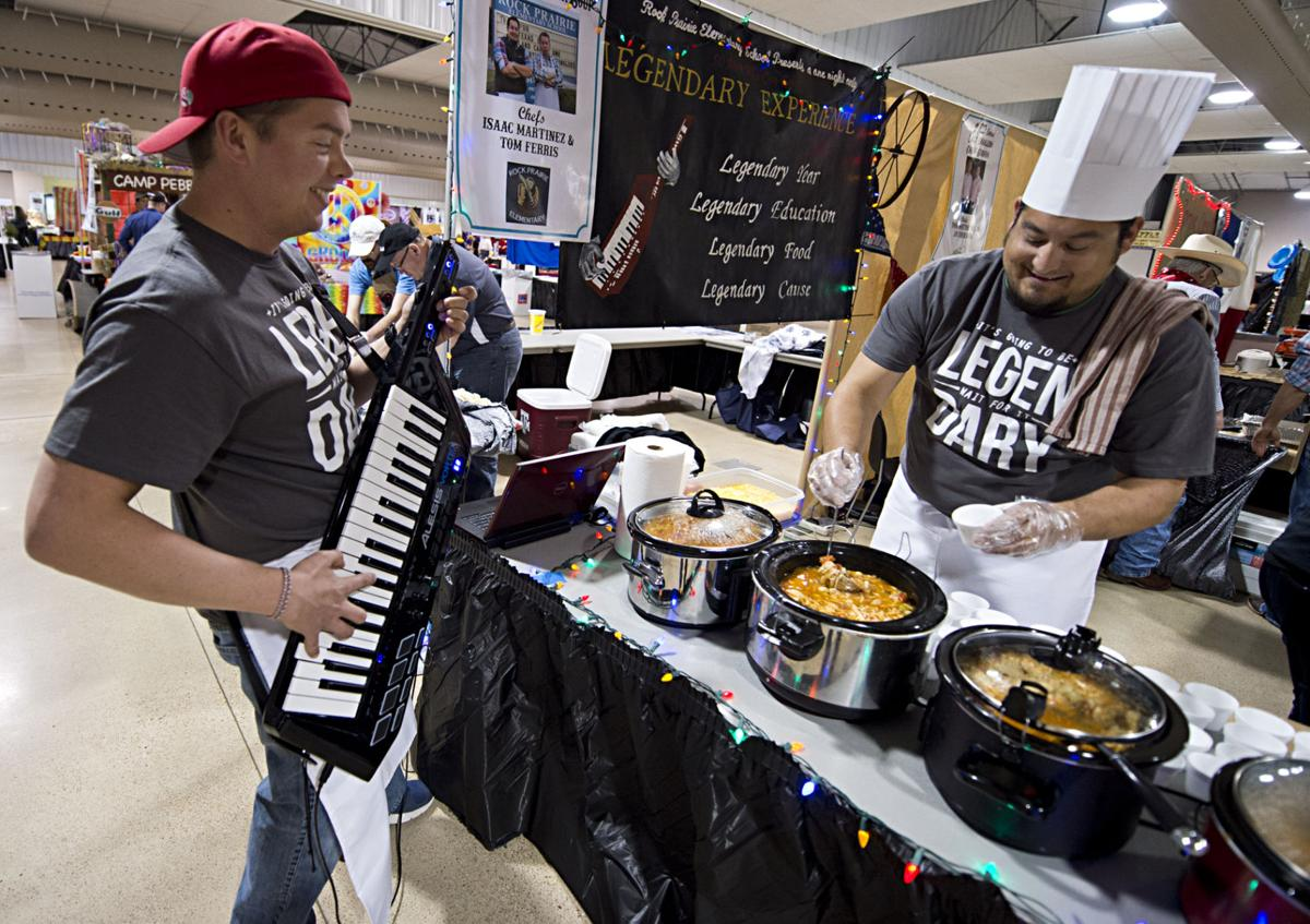 Culinary skills on display for ninth annual 50 Men Who Can Cook fundraiser
