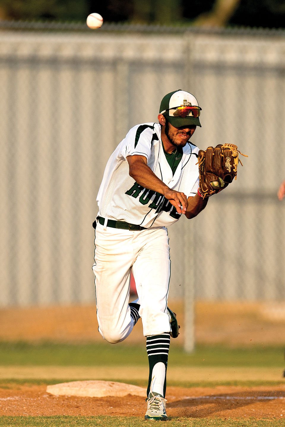 Rudder College Station Baseball Teams Ready To Tangle In