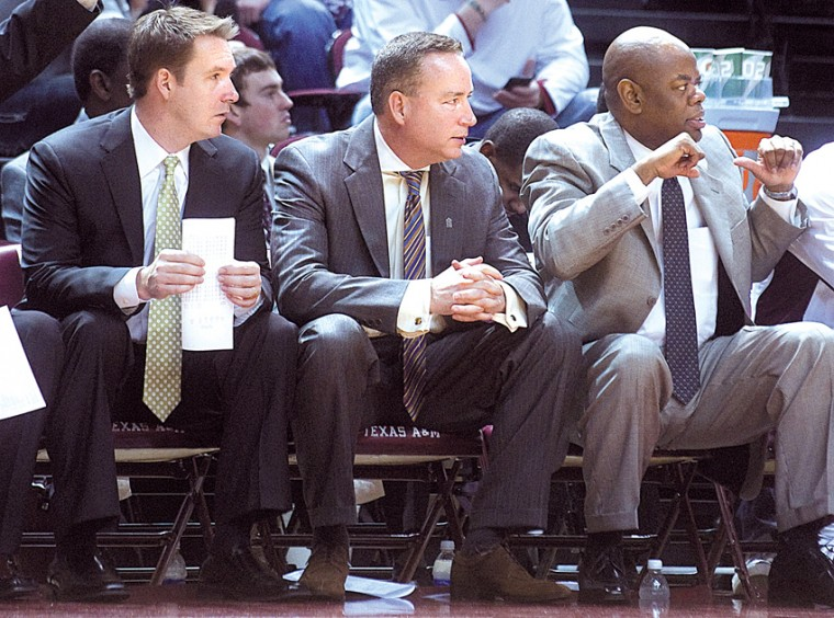 A&M men's basketball coach needs newest recruits to carry load
