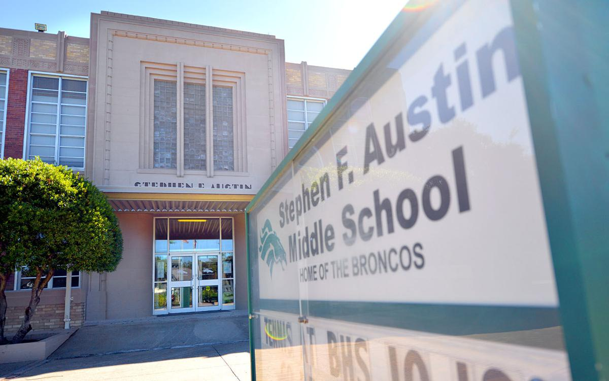 If $132M school bond issue passes, SFA Middle School may find new home