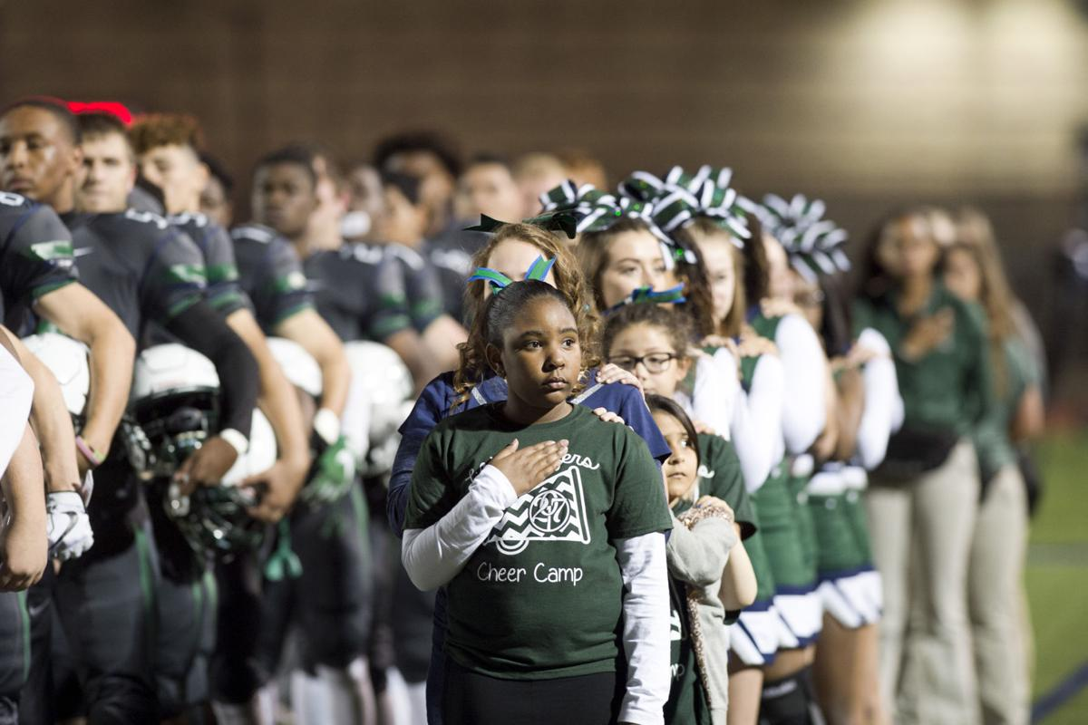 Rudder vs. A&M Consolidated football