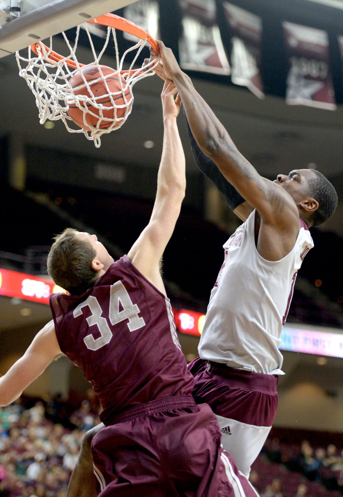 Texas A&M's second-round NIT game set for 6 p.m. Monday