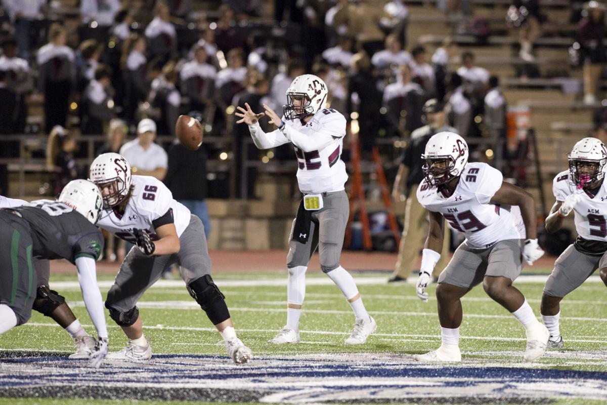 Daylan Faltysek now in mix to play QB for A&M Consolidated