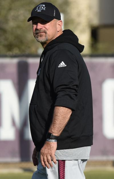 Noel Mazzone putting more run in Texas A&M offense