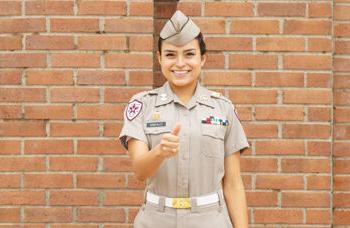Jazzlyn Gonzalez Corps
