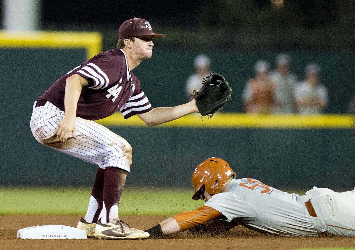 a&m, ut baseball rivalry takes center stage | aggie sports