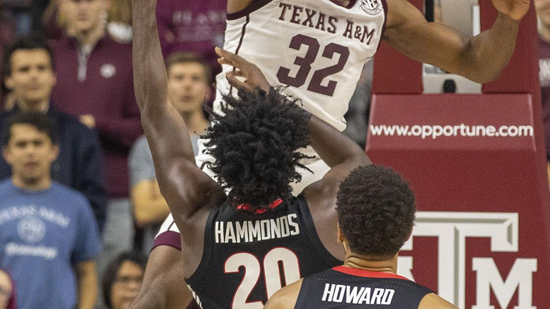 Recent success leads to big week ahead for Aggies