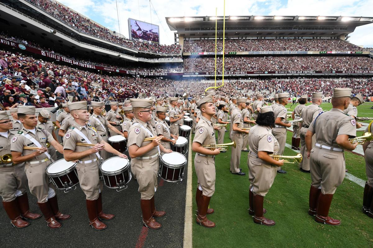 Texas A&M vs. Alabama
