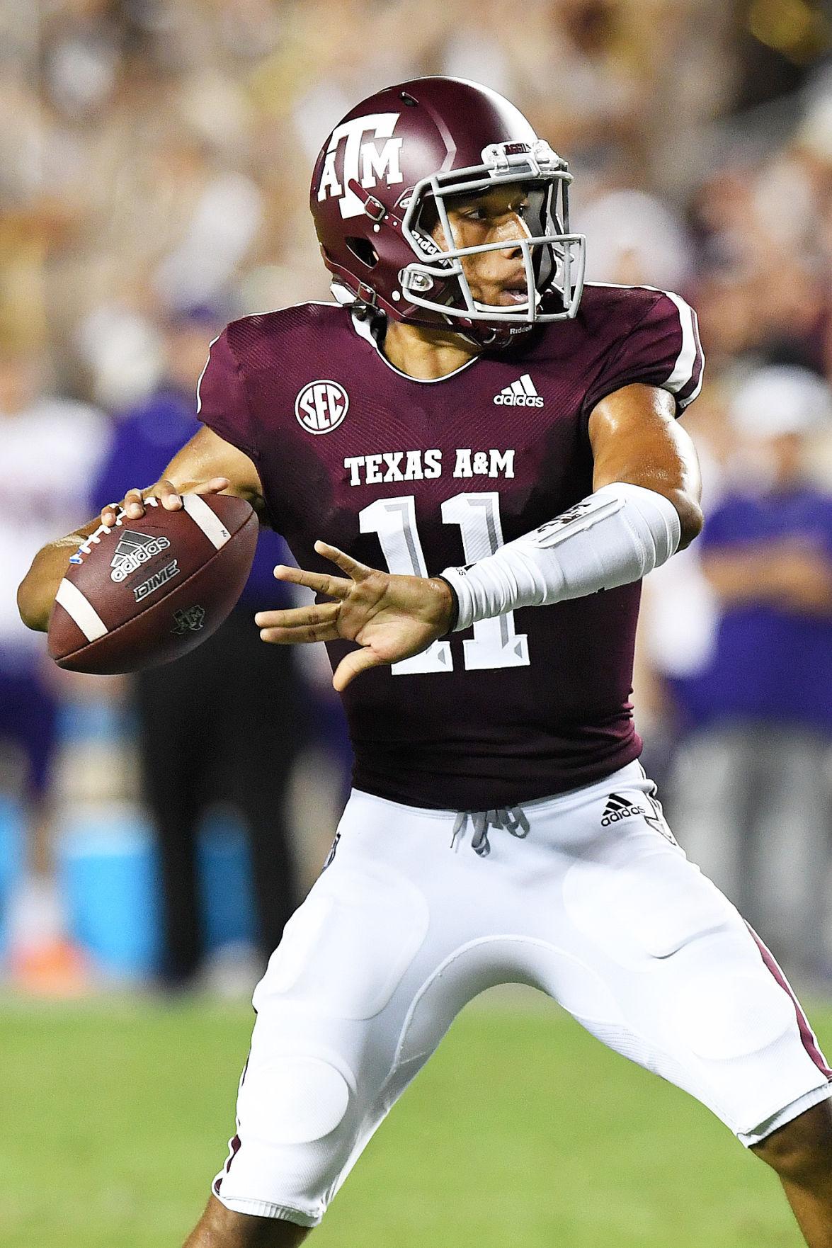 Pop Quiz: 12 questions with Texas A&M quarterback Kellen Mond | Football | theeagle.com