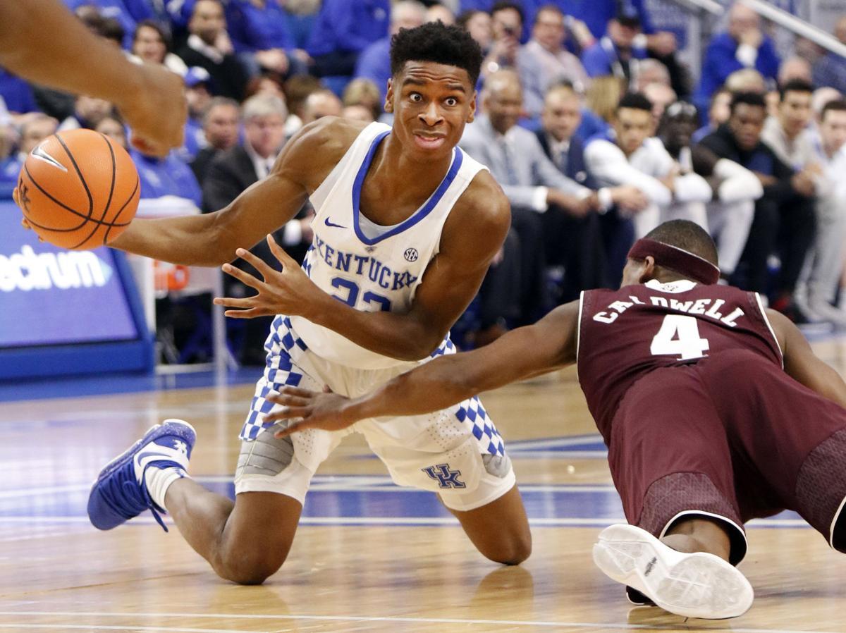 Texas A M Kentucky Basketball