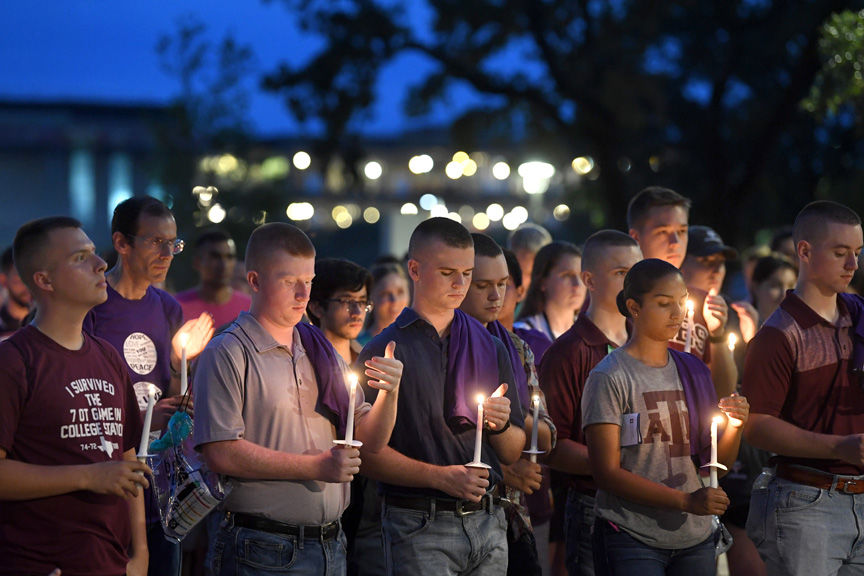 Not Another Aggie suicide awareness walk