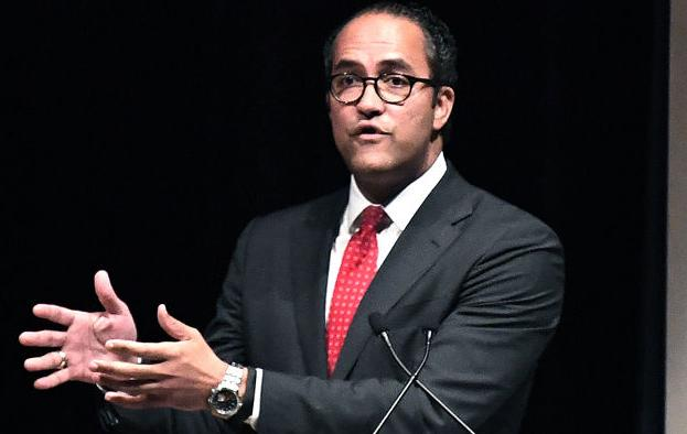 Rep. Will Hurd returns to Texas A&M to discuss issues facing United States, GOP