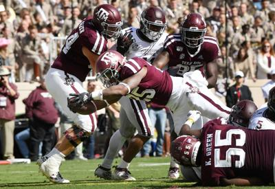 Texas A&M vs. Mississippi State