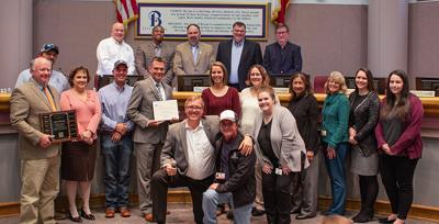 Bryan planning department recognized by state association
