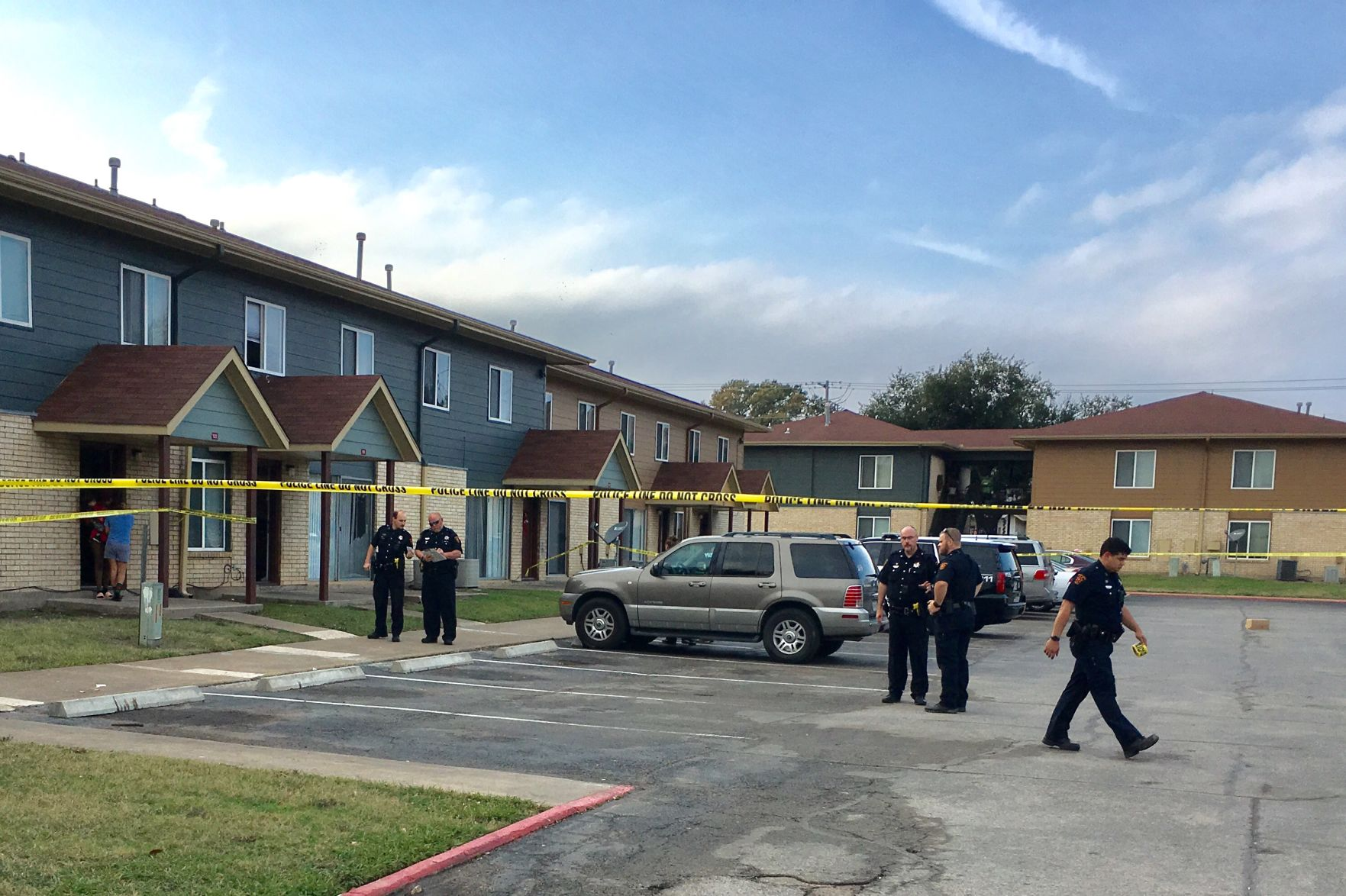 Police Investigate Reports Of Gunfire In College Station