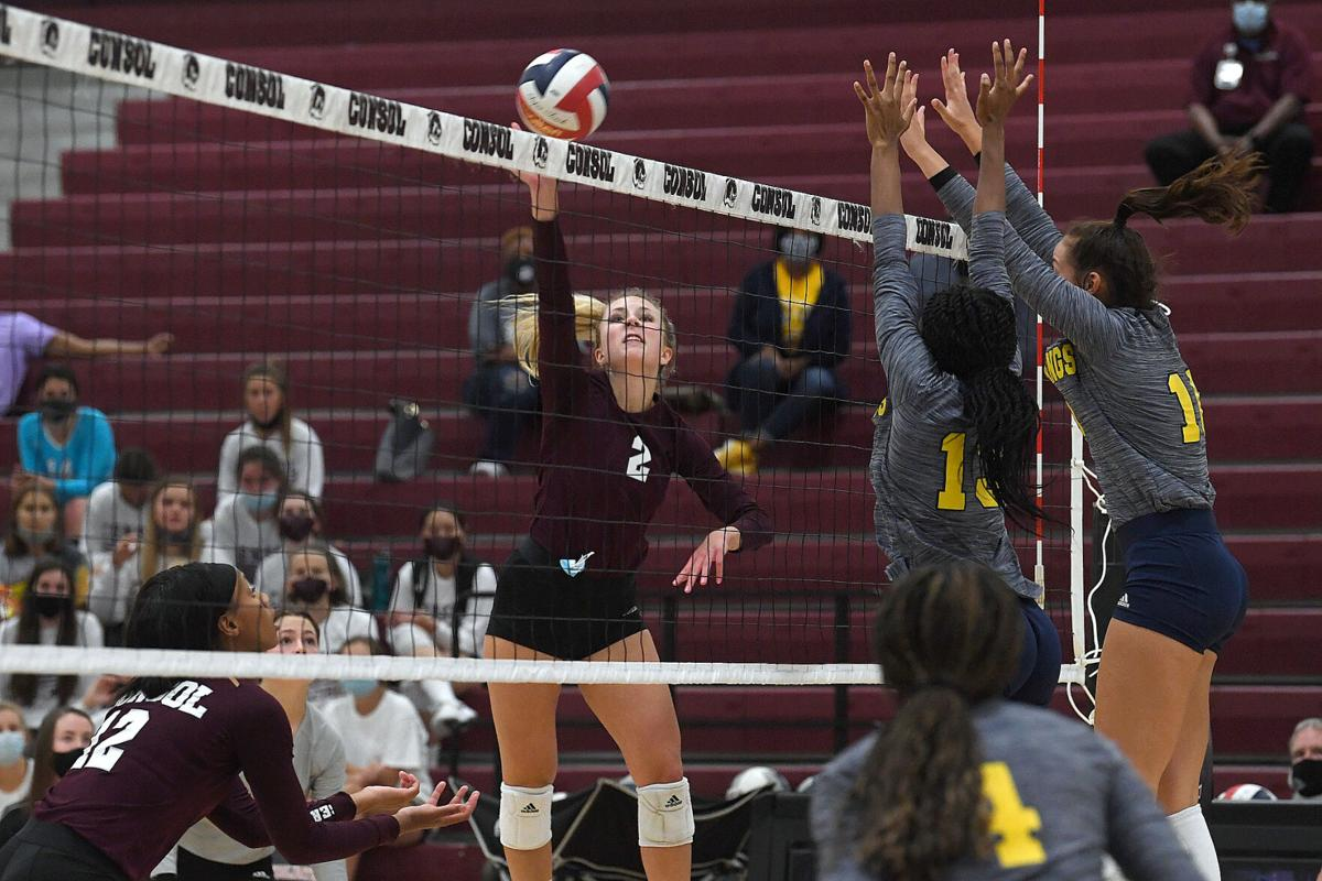 A M Consolidated Volleyball Team Drops Season Opener To Cypress Ranch Sports News Theeagle Com