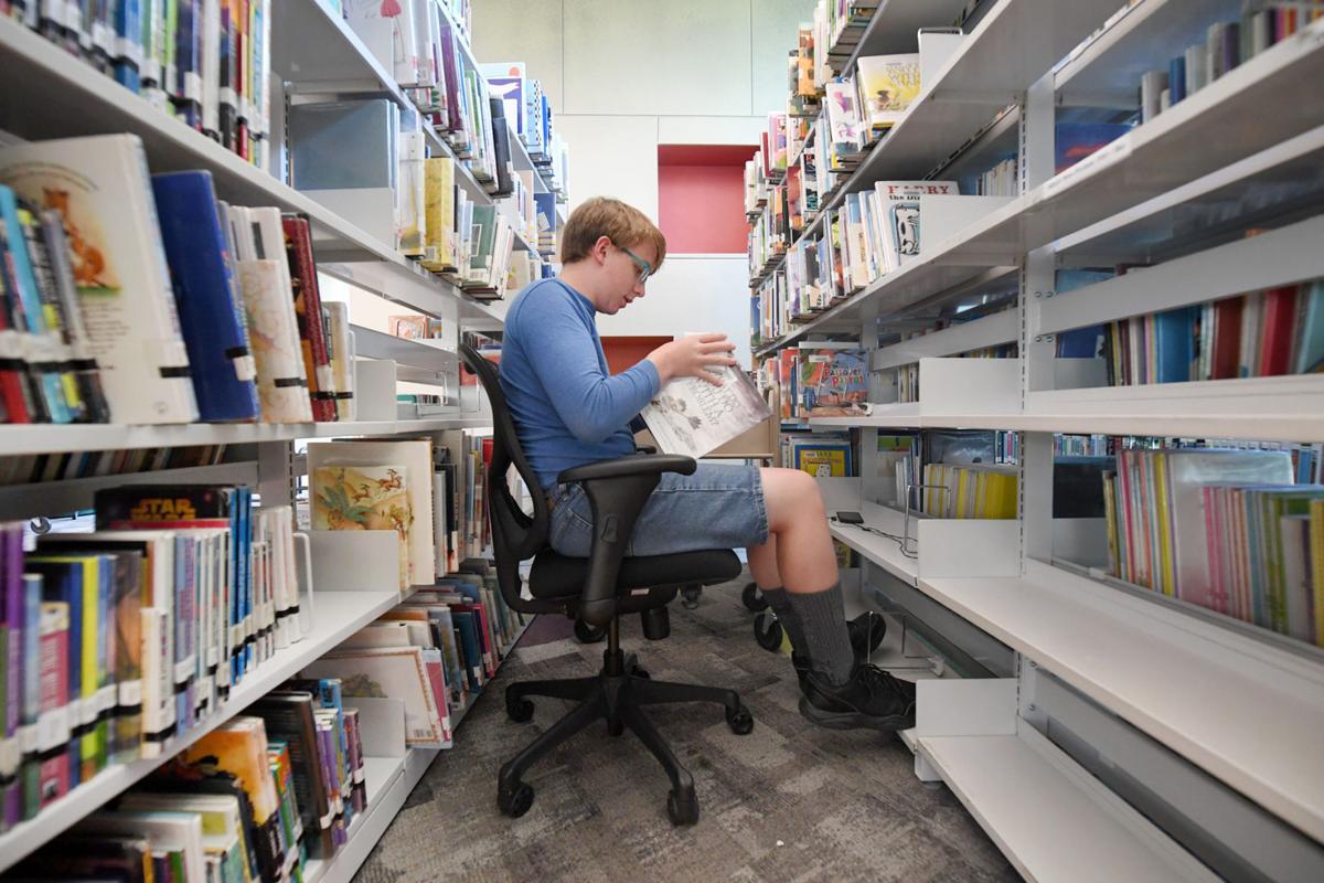 Larry J. Ringer Library