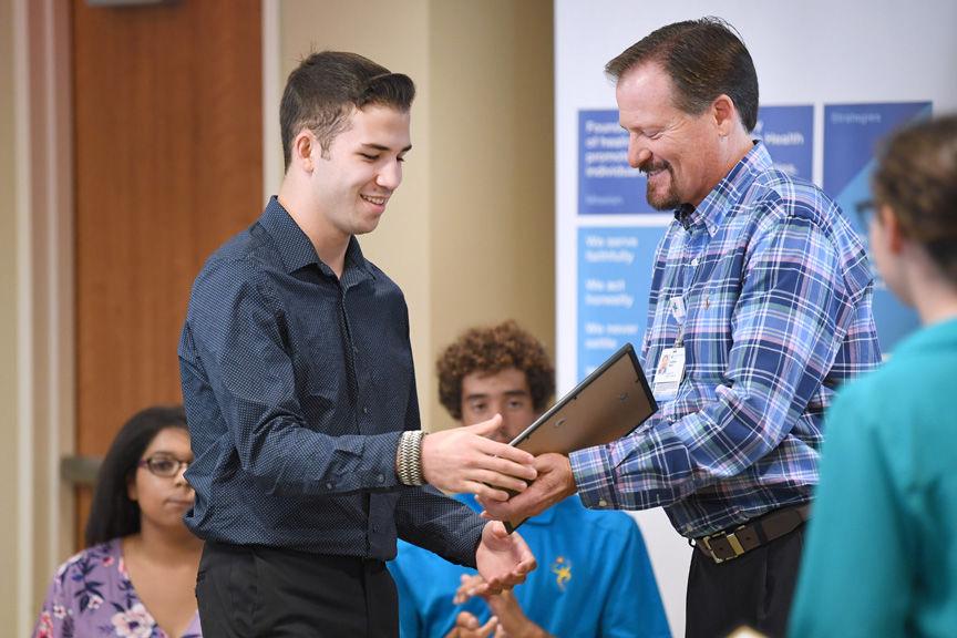 CSISD Project SEARCH graduation