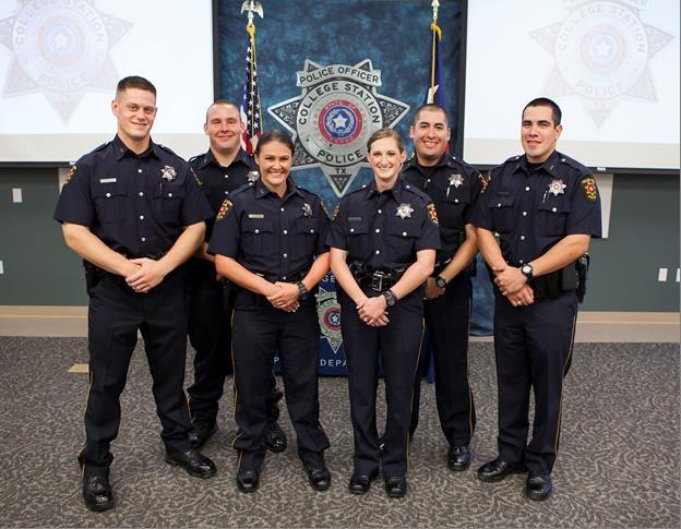 College Station Police Department Our Neighbors
