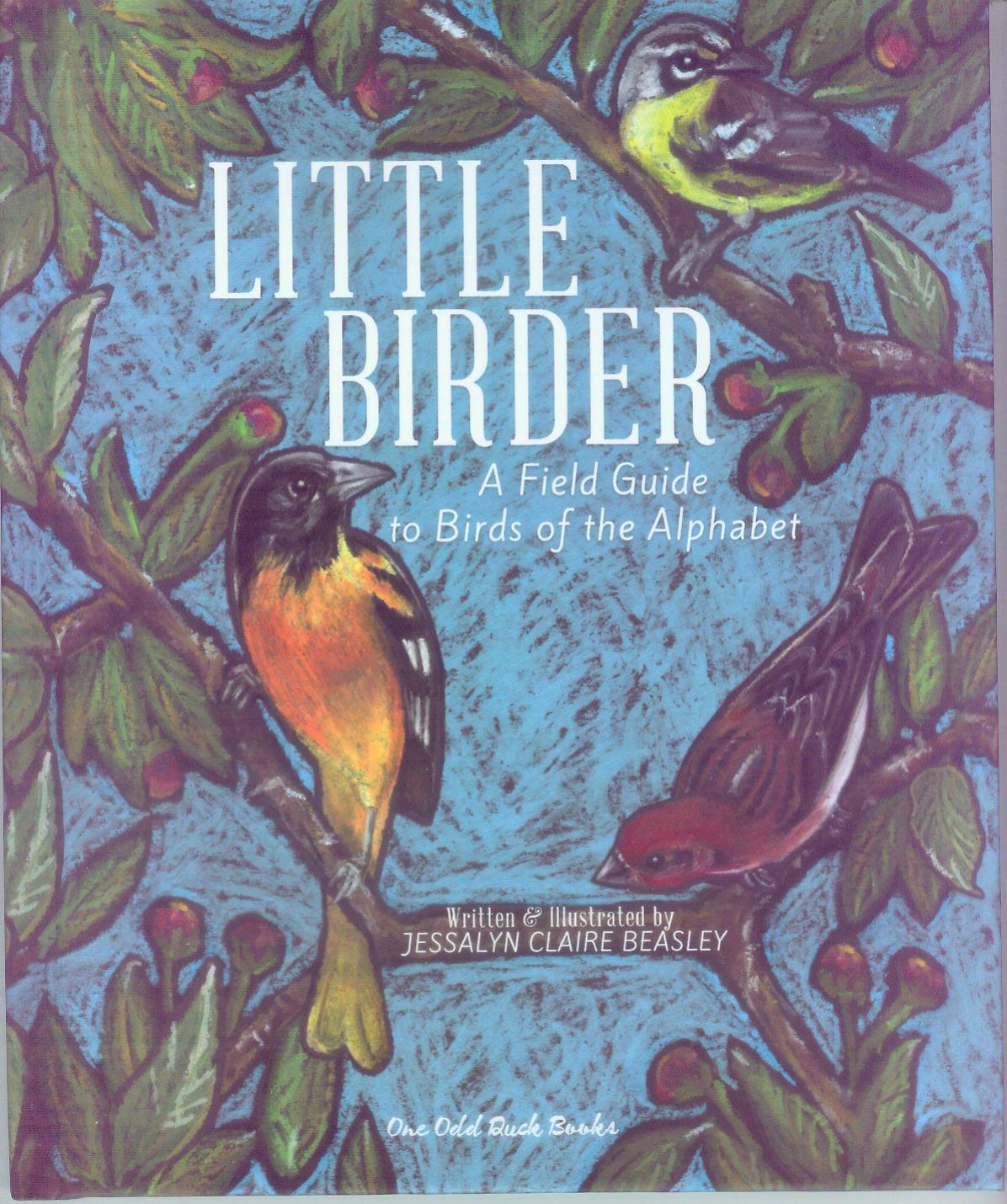 TEXAS READS: 'Little Birder'