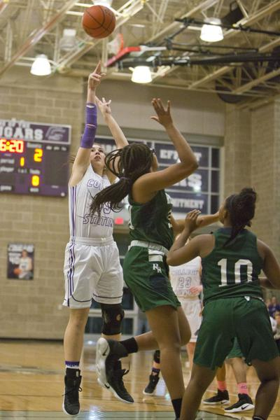 College Station girls basketball team beats Rudder to move into first in 18-5A