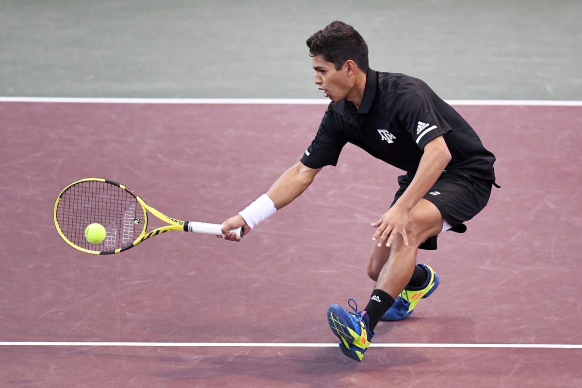 Texas A&M vs. Georgia men's tennis (copy)