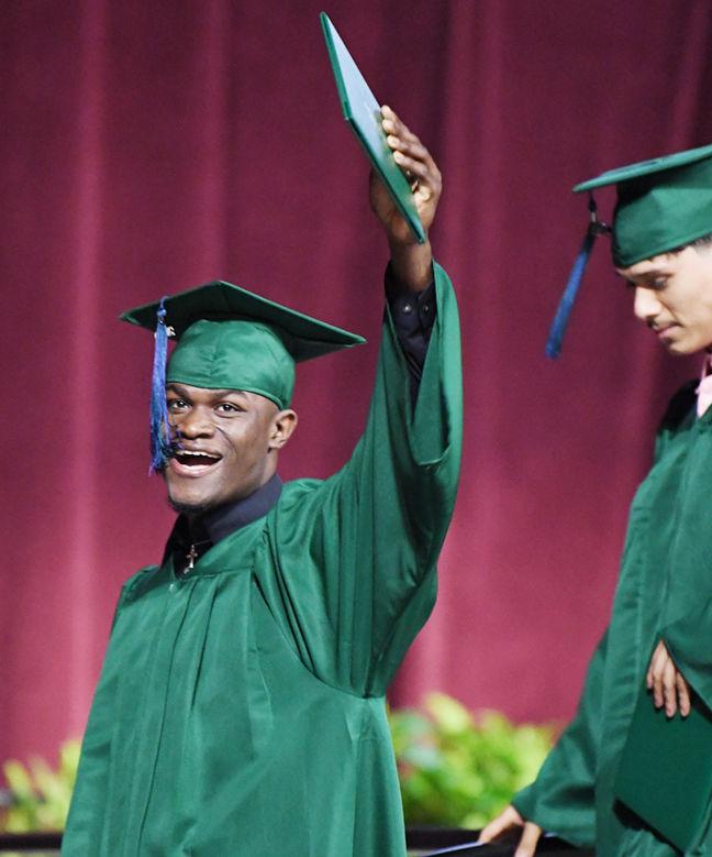 Rudder Graduation