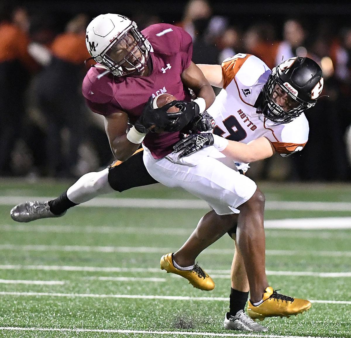 A&M Consolidated rallies in second half but can't catch Hutto (copy)