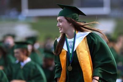 Rudder HS graduation