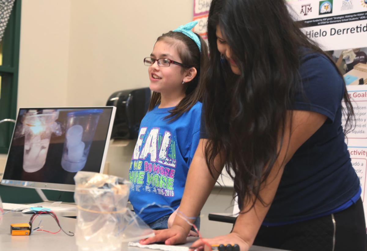 Educators look to spur students' interest in STEM programs