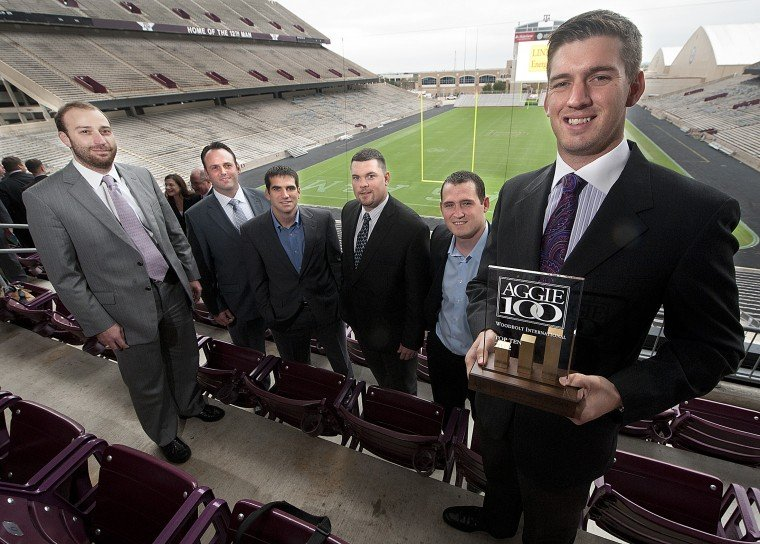 Five local businesses among Aggie 100